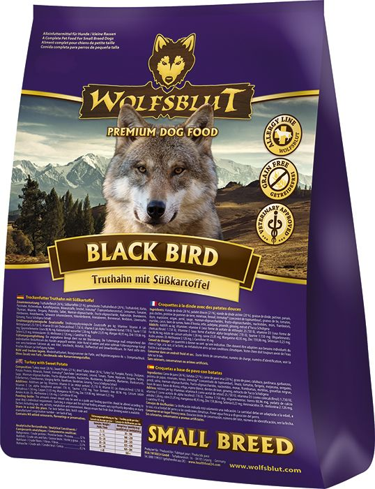Wolfsblut | Black Bird Small Breed