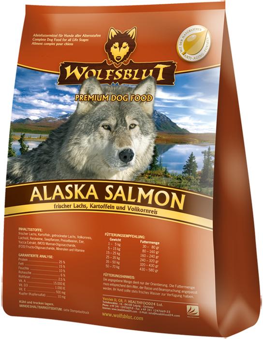 Wolfsblut | Alaska Salmon