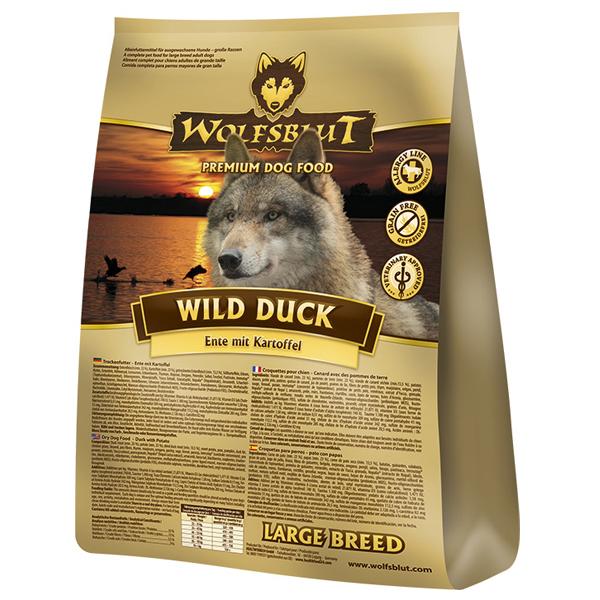 Wolfsblut | Wild Duck Large Breed