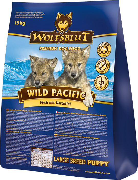 Wolfsblut | Wild Pacific Puppy Large