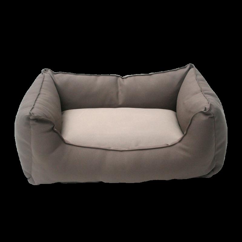 Wolters | Basic Dog Lounge mocca/sand