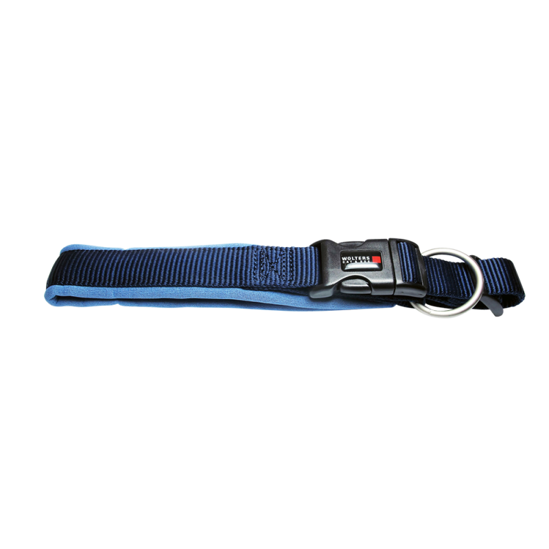 Wolters | Halsband Professional Comfort in Marine/Hellblau
