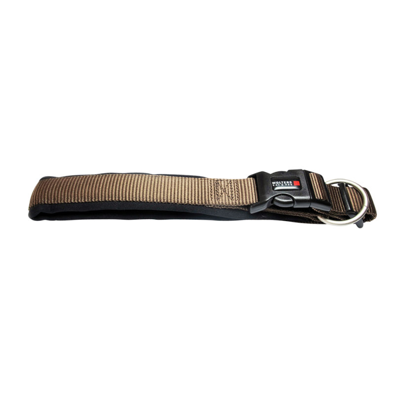 Wolters | Halsband Professional Comfort in Tabac/Schwarz