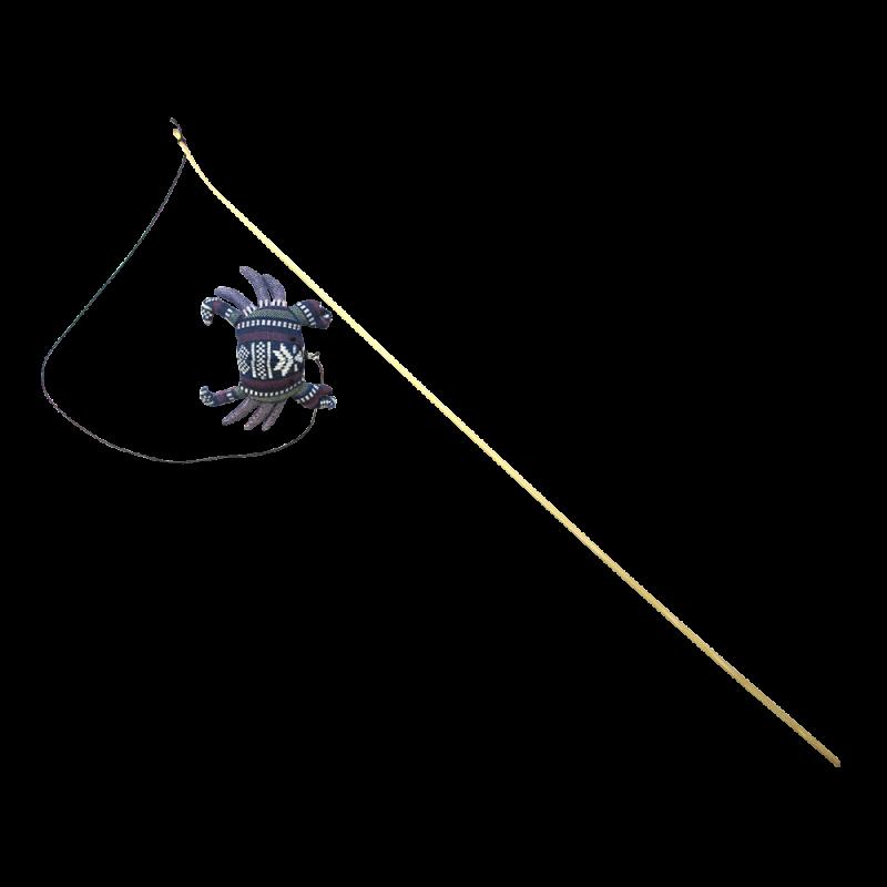 Wolters | Katzenspaß Spielangel Krabbe