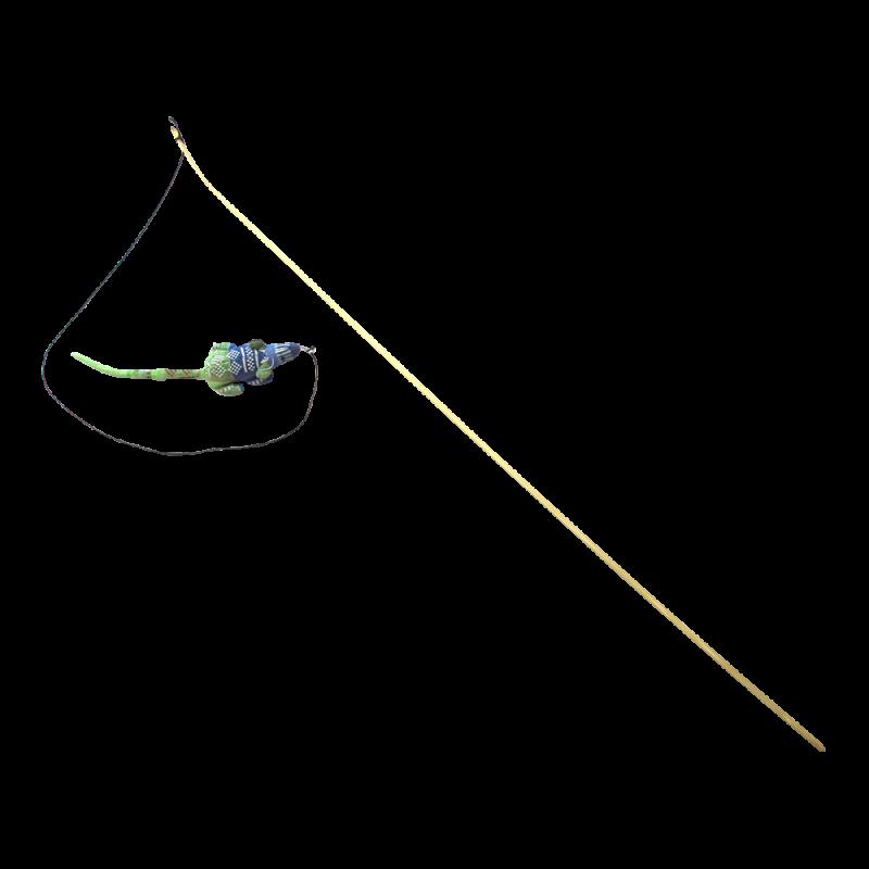 Wolters | Katzenspaß Spielangel Maus