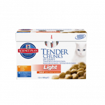 Hill's | Science Plan Adult Light Multipack