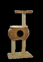 SILVIO DESIGN | Kratzturm Cestino - braun