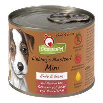 GranataPet | Liebling´s Mahlzeit Mini Ente & Gans