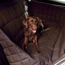 Doctor Bark | 3-Sitz Autodecke S braun