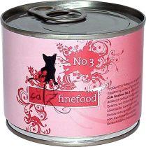 Catz finefood | No. 3 Geflügel