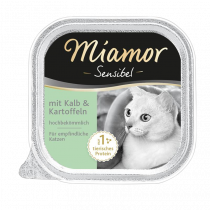 Miamor | Sensibel Kalb & Kartoffel