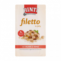 Rinti | Filetto in Jelly Huhn & Rind