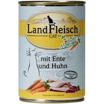 LandFleisch | Schlemmertopf mit Ente und Huhn