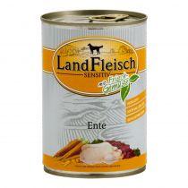 LandFleisch | Sensitiv Ente mit Frisch-Gemüse