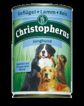Allco | Christopherus Junghund Geflügel + Lamm + Reis