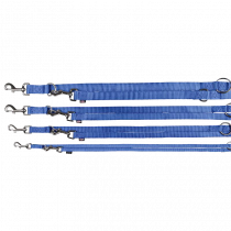 Trixie | Premium V Leine in Blau