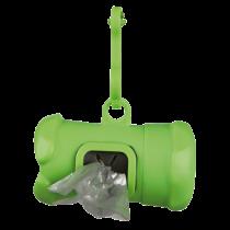 Trixie   Pick Up Hundekotbeutel-Spender inkl. 1 Rolle à 15 Beutel aus Kunststoff