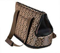Trixie | Tasche Georgia aus Nylon in Bronze-Schwarz
