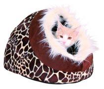 Trixie | Kuschelhöhle Minou, Giraffendessin