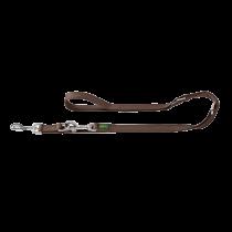 Hunter | Verstellbare Führleine - braun