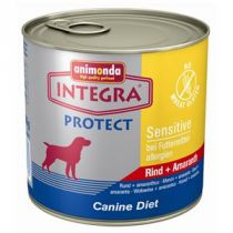 Animonda   Dog Integra Sensitive Rind & Amaranth