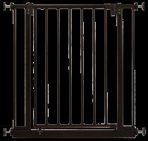 Wolters | Sicherheitsgitter in Schwarz