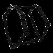 Wolters | Geschirr Basic in Schwarz