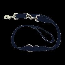 Wolters | Führleine Basic Standard in Marine-Blau