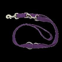 Wolters | Führleine Basic Standard in Violett