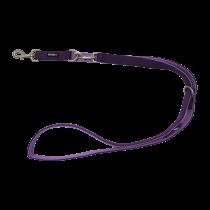 Wolters | Führleine Professional Comfort in Brombeer/Lavendel
