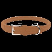 Wolters | Halsband Terravita rund in Nougat