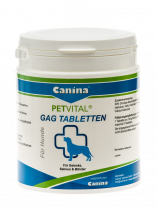 Canina | Petvital GAG Tabletten