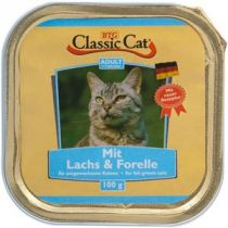 Classic Cat | Adult Mit Lachs & Forelle