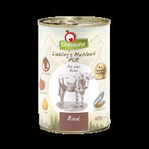 GranataPet | Liebling's Mahlzeit PUR Rind