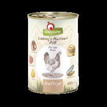 GranataPet | Liebling's Mahlzeit PUR Geflügel