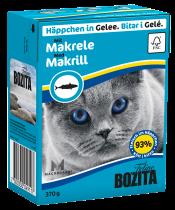 Bozita | Feline Häppchen in Gelee mit Makrele