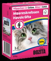 Bozita | Feline Häppchen in Gelee mit Meereskrebsen