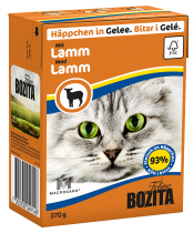 Bozita | Feline Häppchen in Gelee mit Lamm