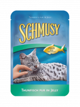 Schmusy | Thunfisch Pur in Jelly