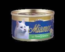 Miamor | Feine Filets mit Thun & Gemüse