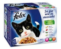 Felix | Portionsbeutel Multipack So gut wie es aussieht Gemüse