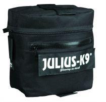 Julius K-9 | 2 Packtaschen schwarz für K-9 Powergeschirr