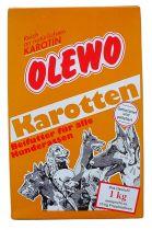 Olewo | Karotten-Pellets