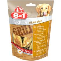 8in1 | Grills Chicken Style