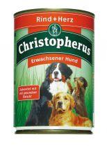 Allco | Christopherus Erwachsener Hund Rind + Herz