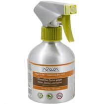 Arava | Pflanzliches Spray gegen Flöhe, Zecken und Läuse