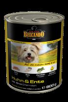 Belcando | Huhn & Ente mit Hirse & Karotten