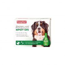 Beaphar | Zecken- und Flohschutz SPOT-ON 3x2ml, für große Hunde (ab 15 kg)
