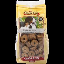 Classic Dog | Rollis mit Huhn