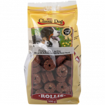 Classic Dog | Rollis mit Lachs